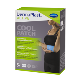 [Translate to Italienisch:] DermaPlast Active Cool Patch