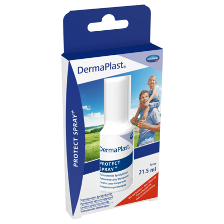 [Translate to Italienisch:] Packshot DermaPlast® ProtectSpray+
