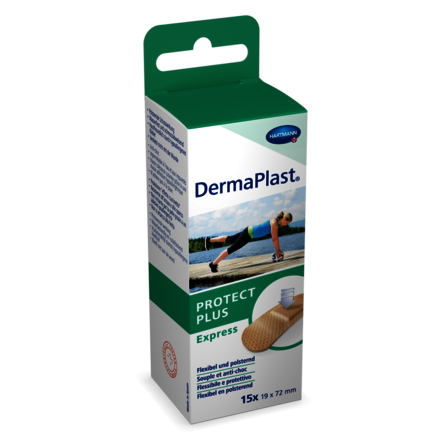 [Translate to Italienisch:] Packshot DermaPlast® Sport Express