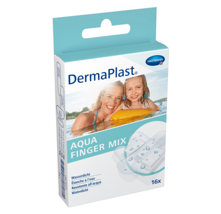 Packshot DermaPlast® Aqua Finger Mix