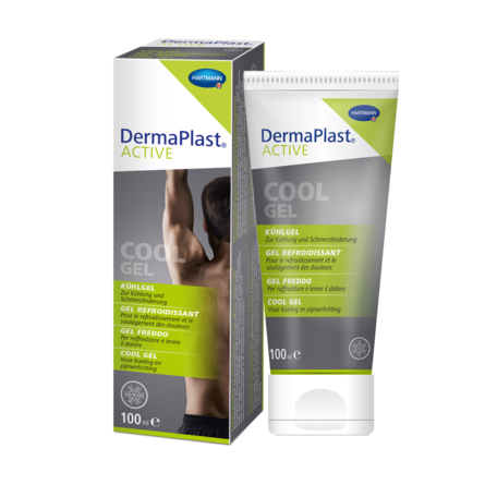 DermaPlast® Active Cool Gel