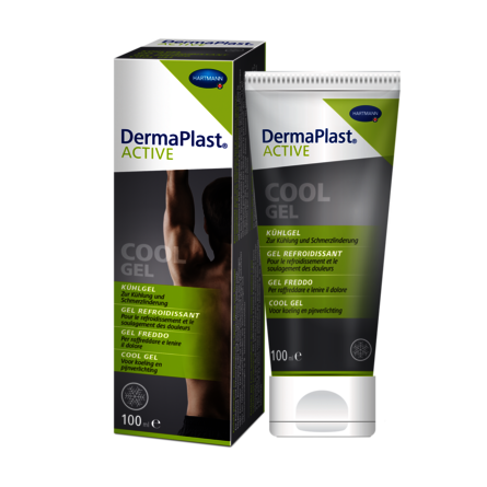 [Translate to Italienisch:] DermaPlast® Active Cool Gel