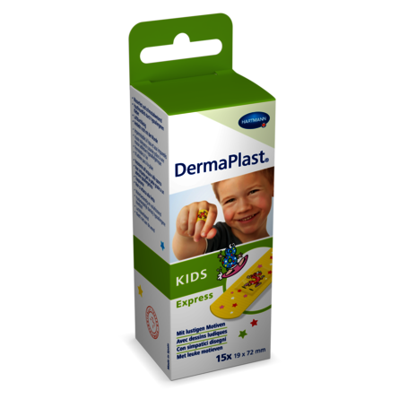 [Translate to Italienisch:] Packshot DermaPlast® Kids Express