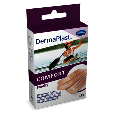 [Translate to Italienisch:] Packshot DermaPlast® Comfort Family