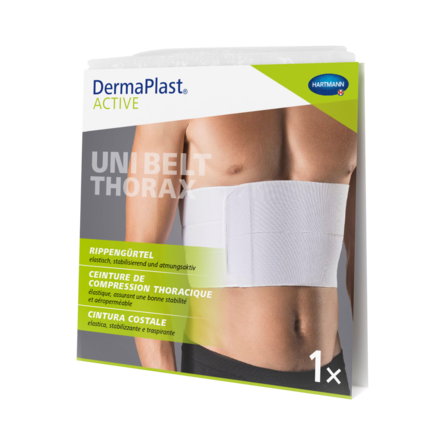 Packshot DermaPlast® Active Ceinture de compression thoracique