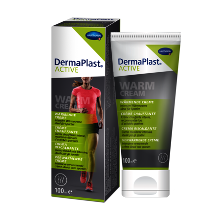 [Translate to Italienisch:] DermaPlast® Active Warm Cream