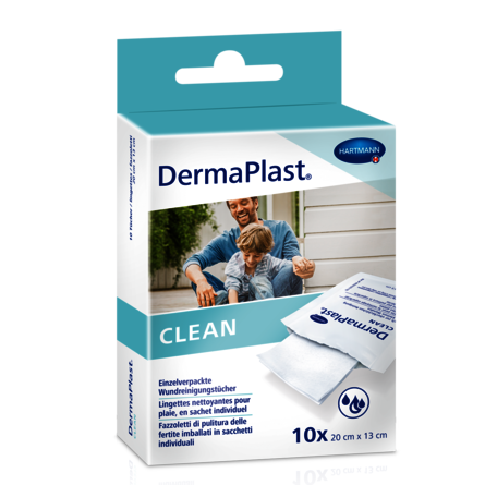 Packshot DermaPlast® Clean